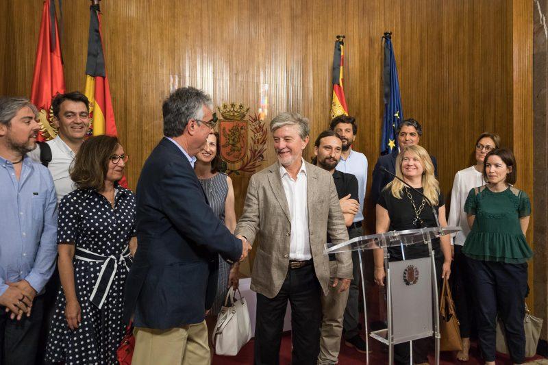 EL AYUNTAMIENTO DE ZARAGOZA NOS CUENTA EL PLAN DE INVERSIONES EN VIVIENDA 2018-2023