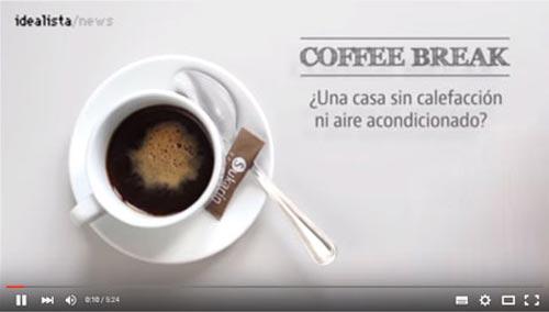 'Coffee Break': cómo se diseña, construye y se vive en una casa pasiva