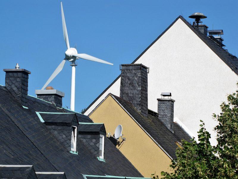 Metro7, apostando por la energía eólica en los hogares