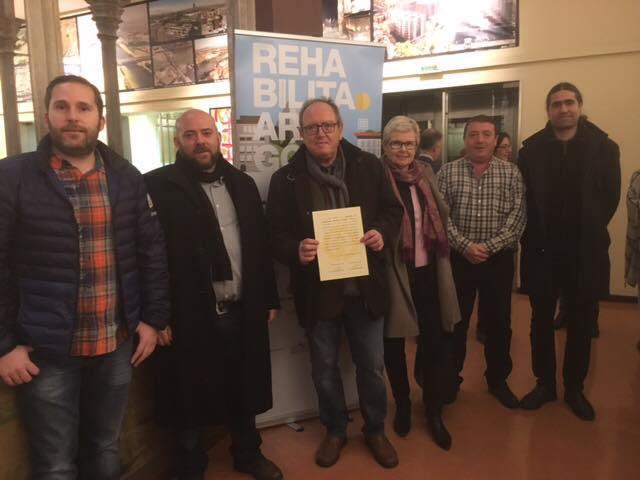 Primera fase del concurso de Rehabilita Aragón