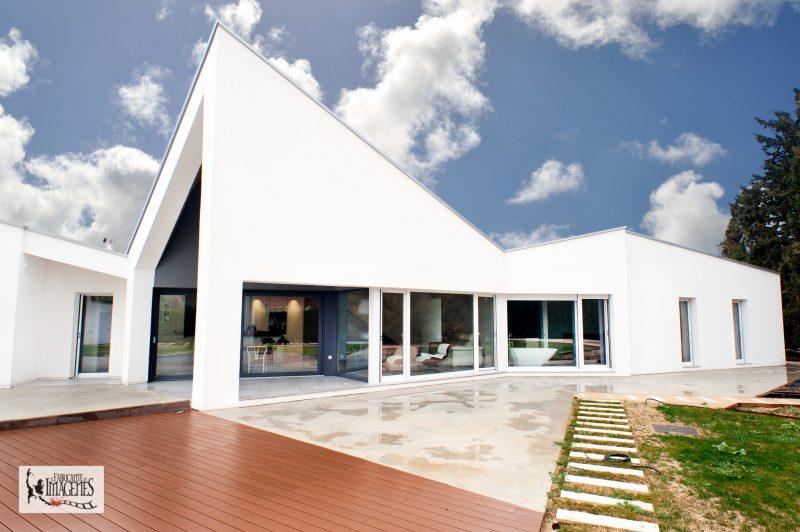 Nueva vivienda en Santafé de bajo consumo