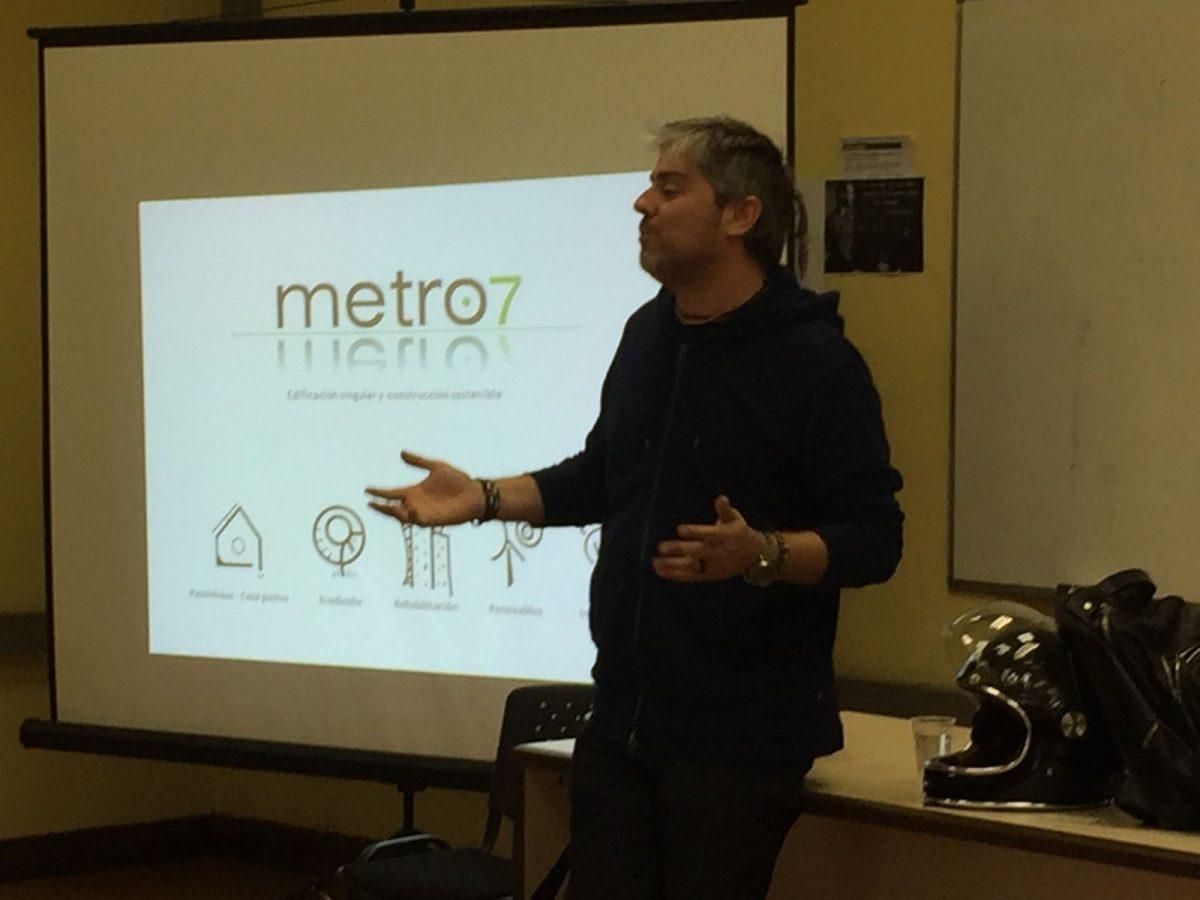 METRO7, apoyando la formación de la Escuela Taller de DPZ