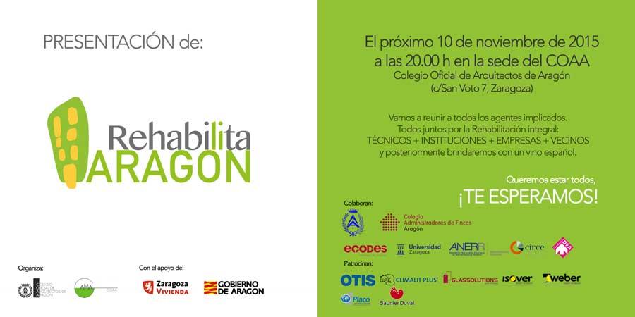 Proyecto Rehabilita Aragón
