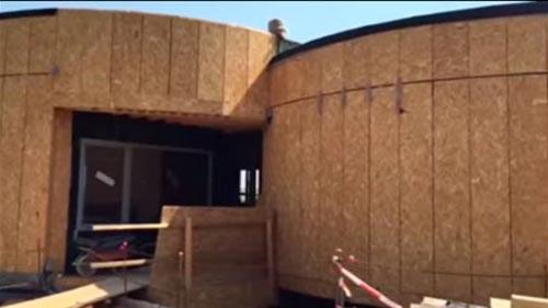 Desarrollo de construcción de una de nuestras viviendas Passivhaus
