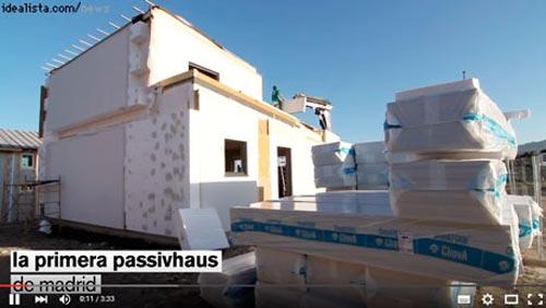 la primera vivienda «passivhaus» de madrid: consumo casi nulo sin sobrecostes