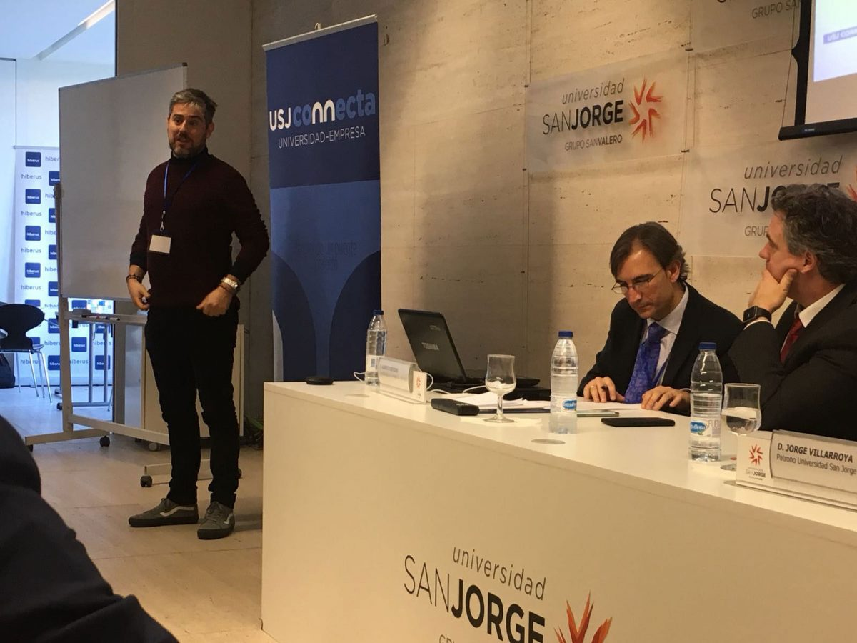Jornada USJ CONNECTA18